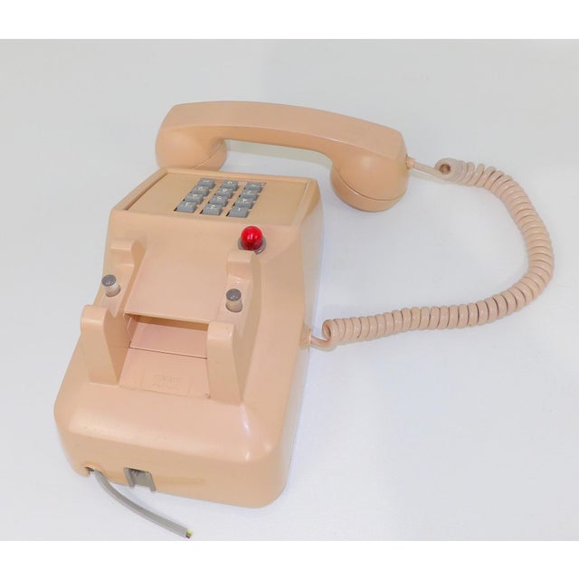 Modern 1980's Hotel Guest Touch Tone Telephone For Sale - Image 3 of 8