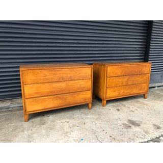 Mid Century Conant Ball Chests of Drawers- a Pair Preview