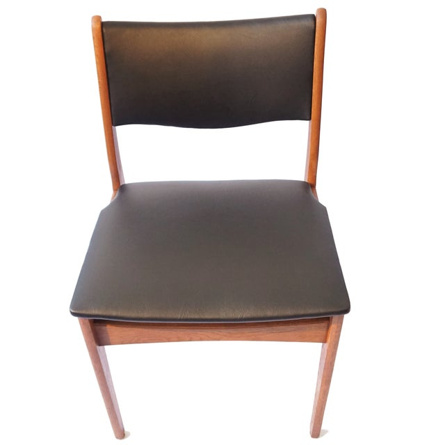 Uldum Møbelfabrik Danish Chairs - Set of 4 - Image 2 of 7