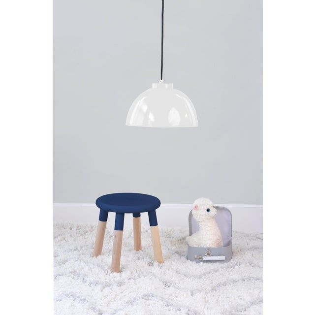 Peewee Maple Wood Kids Chair. Color is catnip for kids, with bright and bold top and toes our Peewee stool becomes a...