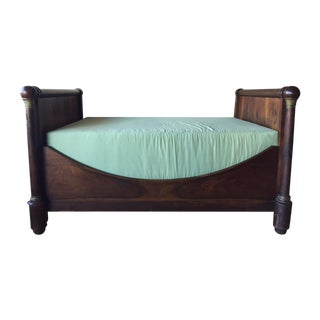French Empire-Style Daybed For Sale
