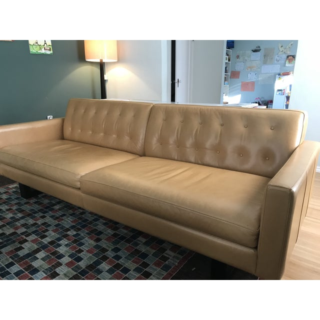 "Wells 89"" Sofa From Room and Board For Sale In San Francisco - Image 6 of 13"