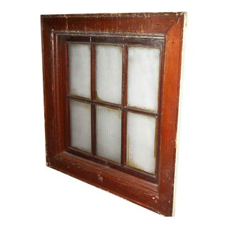 Windows From Cooper Union University With Wooden Frame
