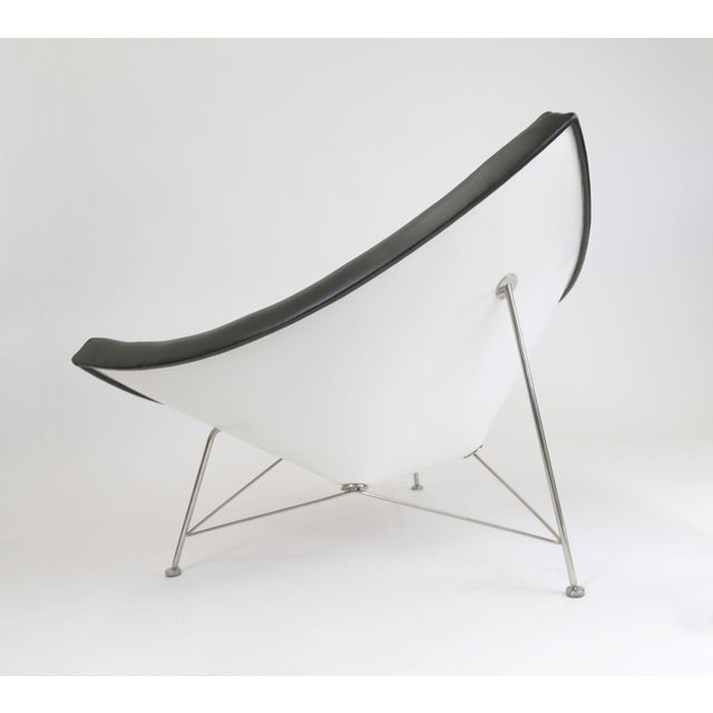 Brazilian Made George Nelson Coconut Chair Replica - Image 8 of 9