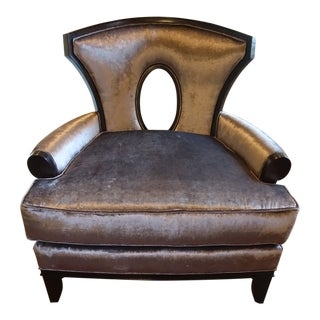 Modern Barbara Barry for Henredon Grace Chair For Sale