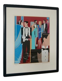 Image of Art Deco Reproduction Prints