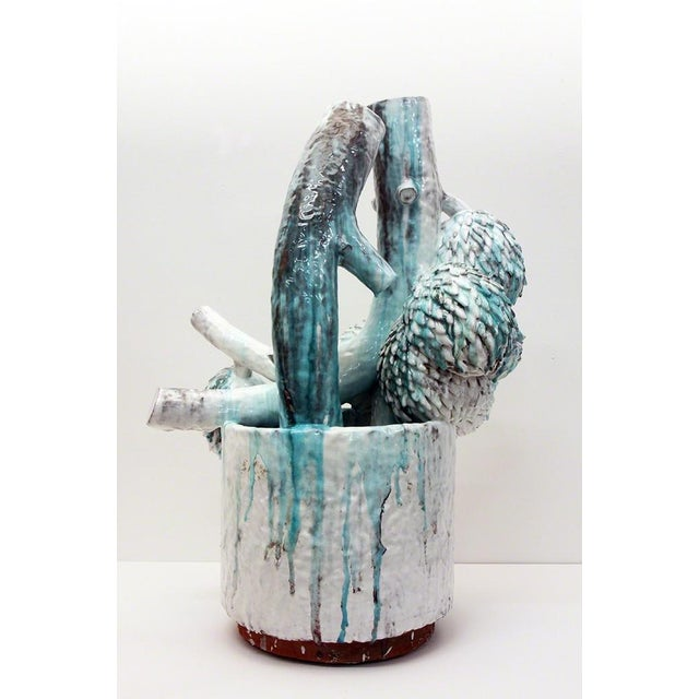 Unique Perceiving agricultural cycles as allegories for human struggle, David Hicks crafts ceramic compositions from...