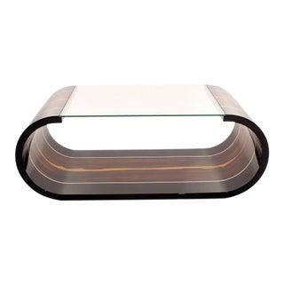 Ziricote Coffee Table For Sale