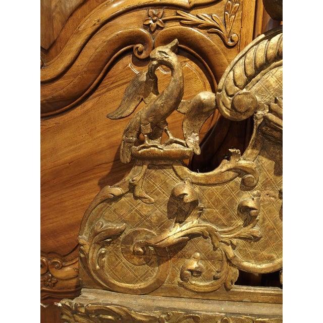 Period Louis XIV Giltwood Mirror, Circa 1700, Provence For Sale In Dallas - Image 6 of 11