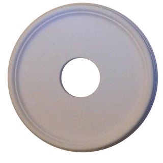 """12-Inch """"Dupont House"""" Plaster Ceiling Medallions For Sale"""