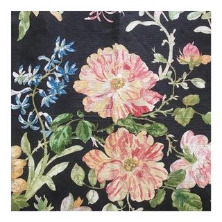 Osborne Little Floral Linen Fabric Remnant