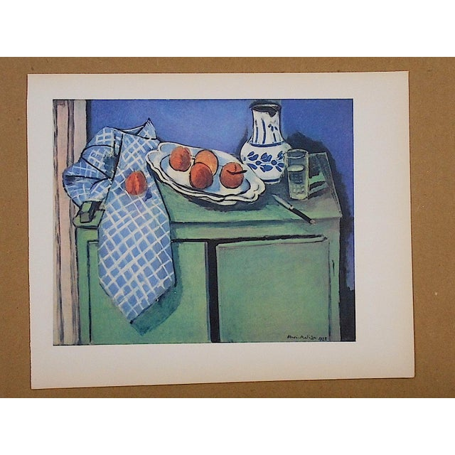 Vintage Matisse Lithograph - Image 2 of 3