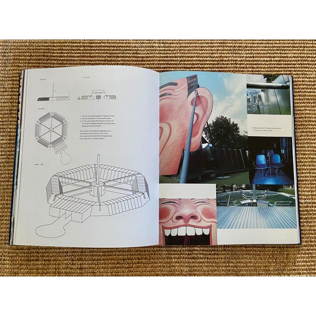 1990s Nomadic Architecture Exhibition Design Book For Sale - Image 5 of 9
