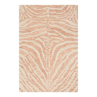 "Loloi Rugs Blush / Ivory Masai Rug- 7'9""x9'9"" For Sale"