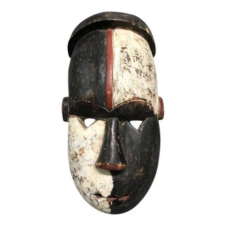 1980s African Bacongo Mask For Sale