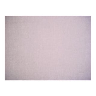 Romo Villa Nova Geneva Vintage Birch Mauve Linen Upholstery Fabric- 7 1/4 Yards For Sale