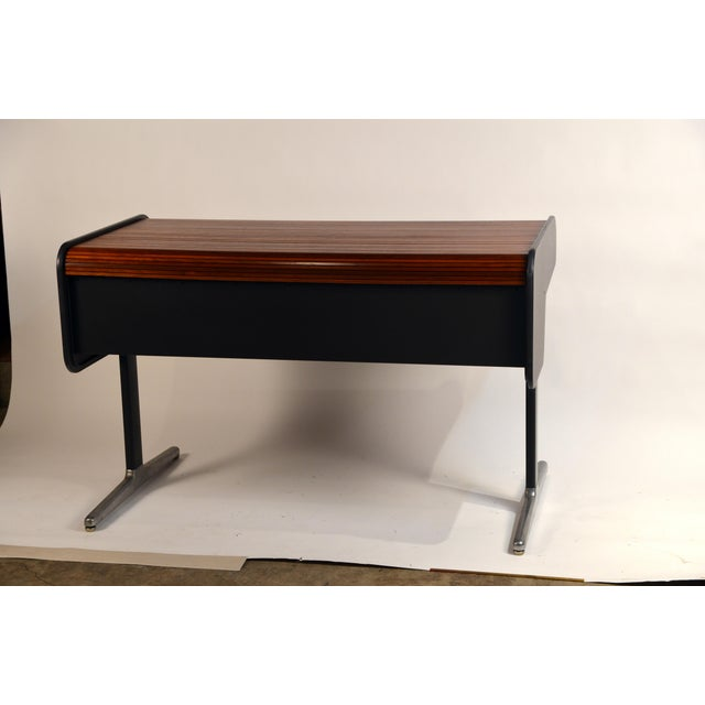 Herman Miller 'Action Office 1' Roll Top Desk by George Nelson for Herman Miller For Sale - Image 4 of 13