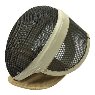 Santelli New York Fencing Mask For Sale