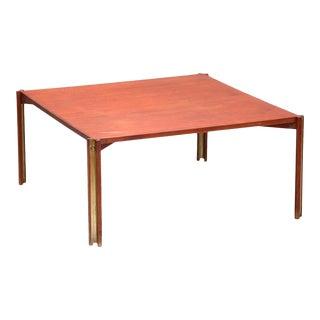 "Ico Parisi Coffee Table for Stildomus Mod. ""Castore"" 1201 For Sale"
