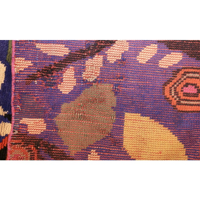 Edouard Benedictus French Deco Rug - 10′10″ × 13′2″ For Sale In New York - Image 6 of 8