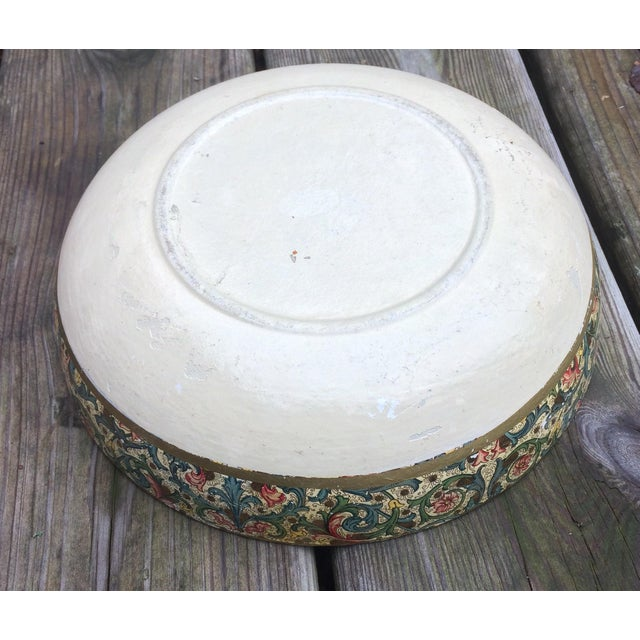 Boho Floral Catch All Bowl - Image 4 of 8