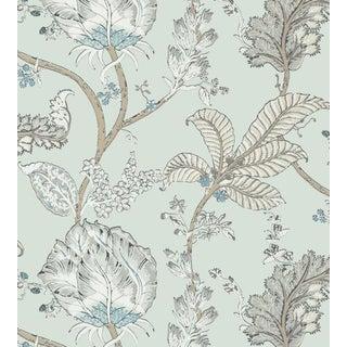 Kalamkari Vine Wallpaper by Anna French - Price Per Roll For Sale