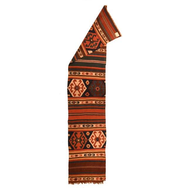 Extremely Fine Caucasian Antique Kilim 2'8'' x 12'6''