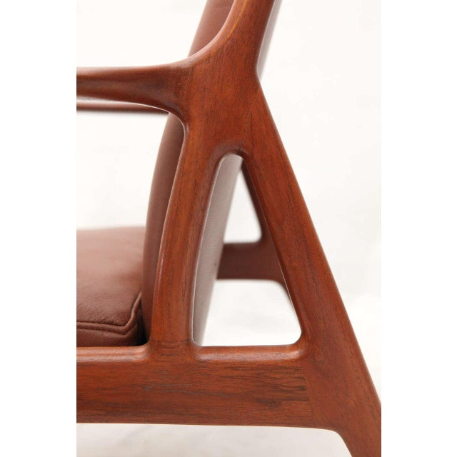 Pair of S. A. Andersen Lounge Chairs - Image 8 of 10