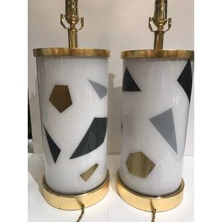 Liz Marsh Designs Paris Now Lamps - a Pair Preview