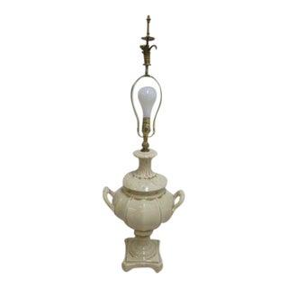 Chelsea House Italian Regency Urm Table Lamp Light For Sale