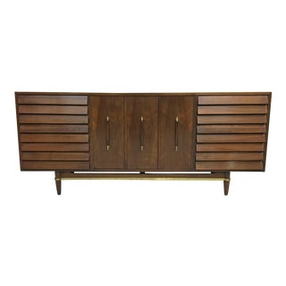 Dania Lowboy Dresser for American of Martinsville by Merton Gershun For Sale