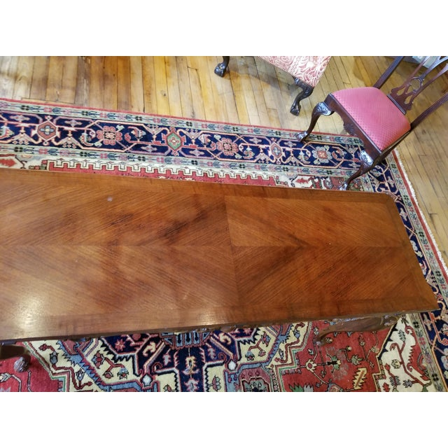 Early 20th Century Leonardo LIV-Dine Table From Waldorf Astoria For Sale In Raleigh - Image 6 of 13