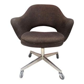 1960's Vintage Knoll Saarinen Executive Chair For Sale