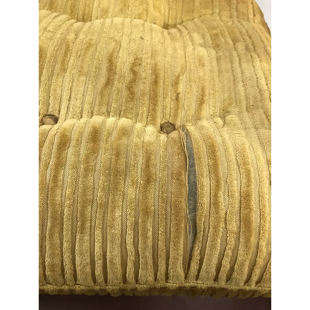 Milo Baughman Arm Chair For Sale - Image 6 of 9