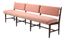 Image of Pink Benches