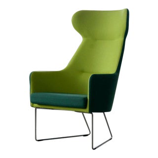 Bernt Petersen Model 1201 Easy Chair for GETAMA