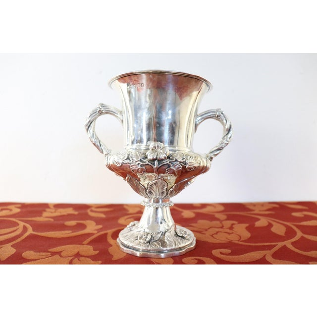 Metal 19th Century English William IV Silver Cup For Sale - Image 7 of 11