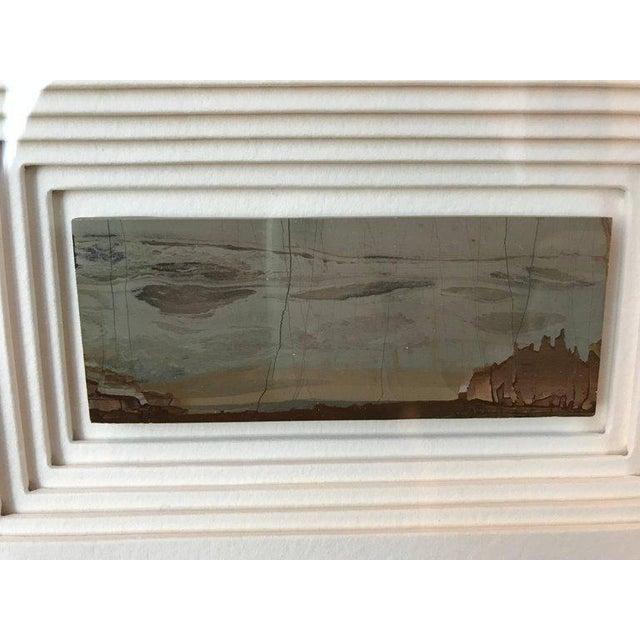 Italian 21st Century Custom Framed Paesan For Sale - Image 3 of 5
