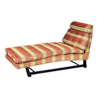 1960s Missoni Style Chaise Lounge