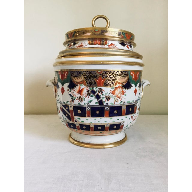 1800s Spode Fruit Cooler/Ice Pail For Sale - Image 12 of 12