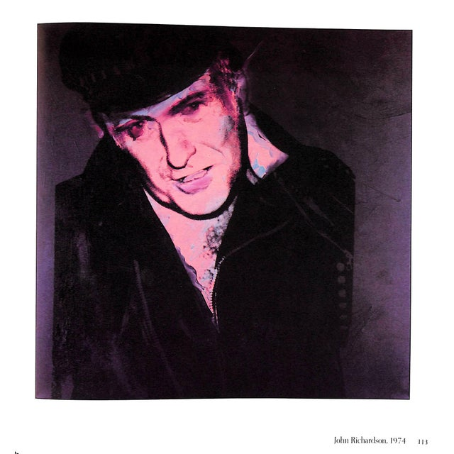 Andy Warhol: Portraits of the 70's Book For Sale - Image 5 of 6