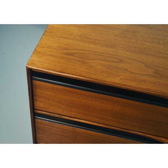 Vintage Walnut Dresser by John Kapel - Image 4 of 8