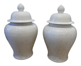 Image of Newly Made Modern Ginger Jars