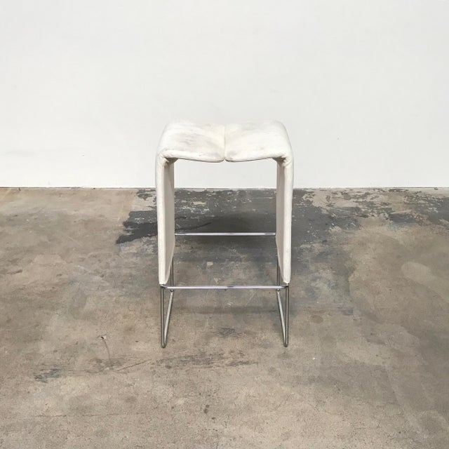 B&B Italia 'Pyllon' Stool by Nicole Aebischer For Sale In Los Angeles - Image 6 of 6