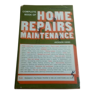 Complete Book of Home Repairs and Maintenance