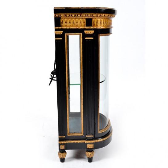 Gustavian (Swedish) 19th Century Antique Sweden Gustavian Cabinet For Sale - Image 3 of 13
