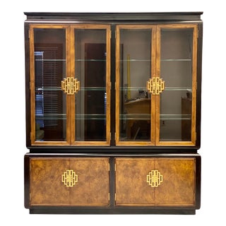 Mid 20th Century Raymond Sobota for Century Furniture Chin Hua Cabinet For Sale