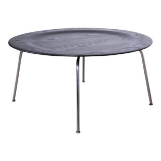 Early Eames for Herman Miller Ctm Coffee Table, 1950s For Sale