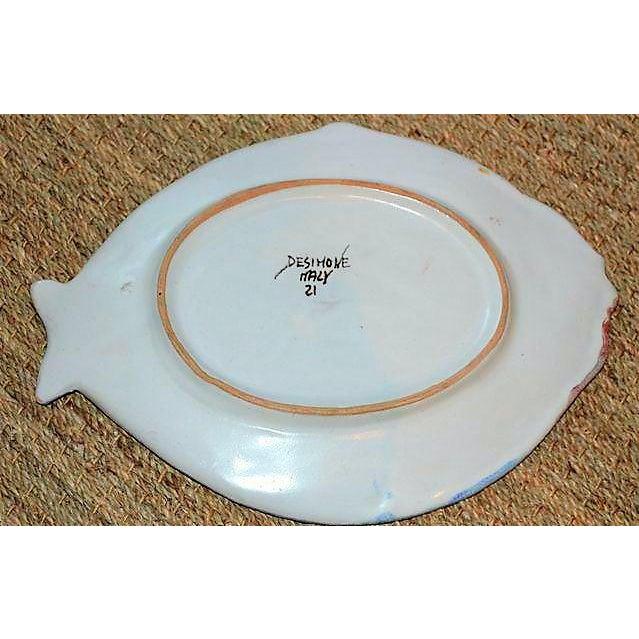 Vintage Italian Large Platter - Image 5 of 7
