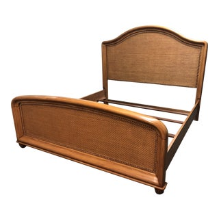 Tommy Bahama Home Caned Bed